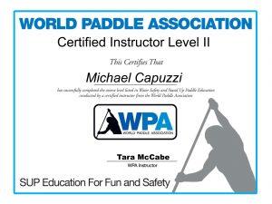 wpa certificate capuzzi - image