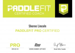 paddlefit certificate lincoln - image