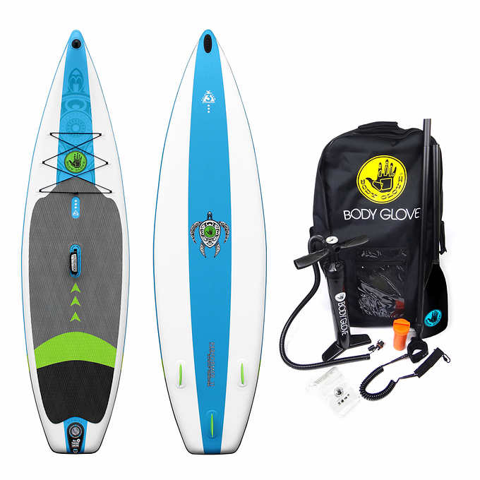 bodyglove performer inflatable paddle board - image